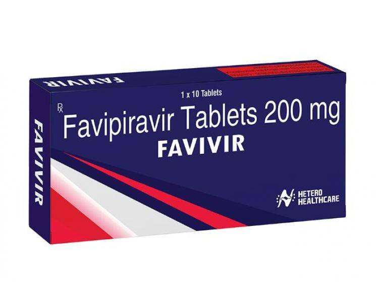 Sun Pharmaceutical Industries launches Favipiravir to treat COVID! - Daily news