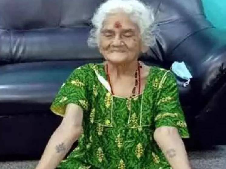 Inspiring: Centenarian defeats COVID in Kurnool!