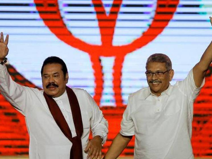 Victory by a huge margin for Mahinda Rajapakse's party in Sri Lanka elections!