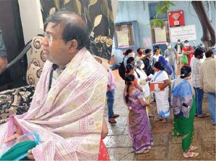 Telangana tahsildar's home raided, Caught taking Rs 1.1 crore bribe - News Update