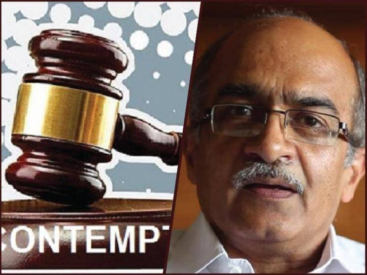 Contempt case: Prashant Bhushan declines Supreme Court's offer for time to reconsider statement -