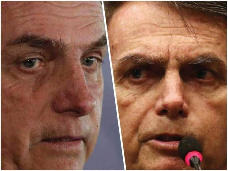 Brazil's President Jair Bolsonaro threatens to punch journalist in face - News Update