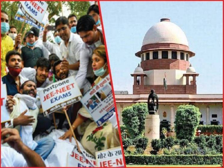 Six states file review petition against Supreme Court order to hold JEE, NEET exams next month - News Update