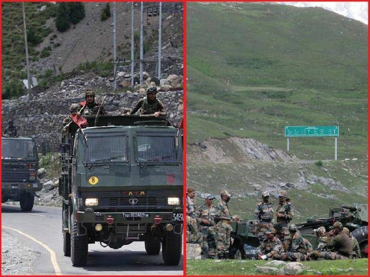 Indian Army blocks China's attempts to change status quo, Tensions escalate in eastern Ladakh - Daily news