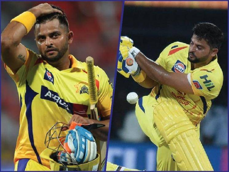 IPL 2020: CSK's reply to fan about who is team vice-captain after Suresh Raina's return to India - Daily Cinema news