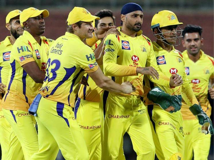 CSK's Harbhajan Singh pulls out of entire IPL 2020 citing personal reasons - Daily Cinema news