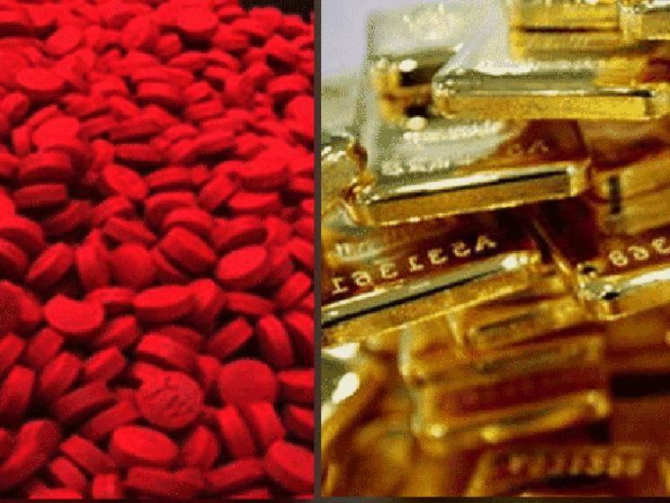 Customs to probe link between Kerala Gold smuggling & Karnataka drug trafficking cases! -