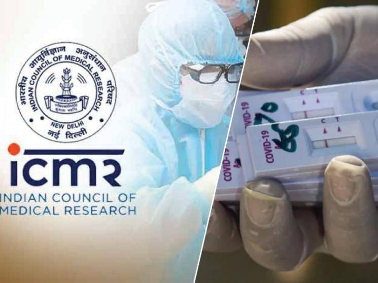 ICMR's new advisory for States on COVID-19 testing on demand - Daily news