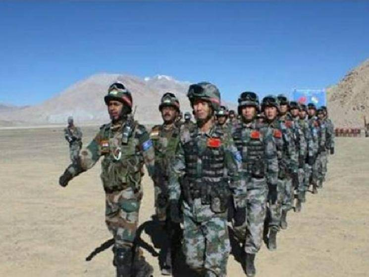 50-60 Chinese soldiers make aggressive approach on Indian Army post along border! - Daily news