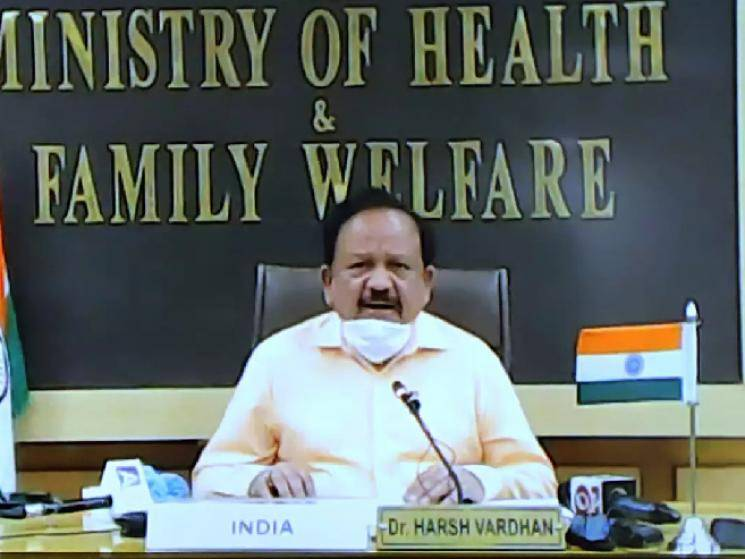 COVID-19 vaccine in early 2021 - Health Minister Harsh Vardhan! - Daily news