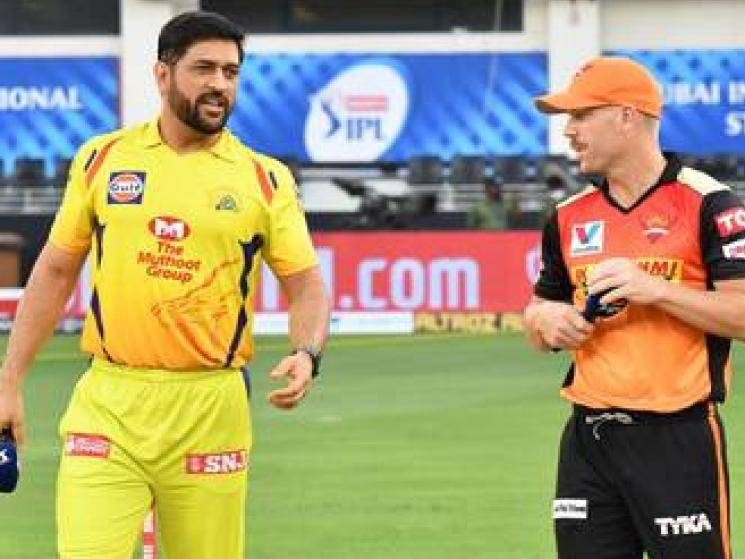 IPL 2020: MS Dhoni's CSK suffer third straight defeat after losing to SRH by 7 runs! - News Update