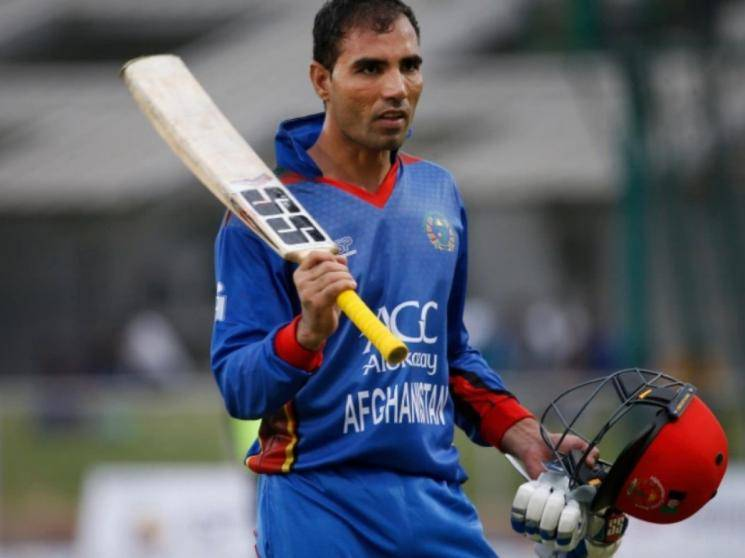 Afghanistan's top order batsman Najeeb Tarakai loses his life in a road accident! - Daily Cinema news