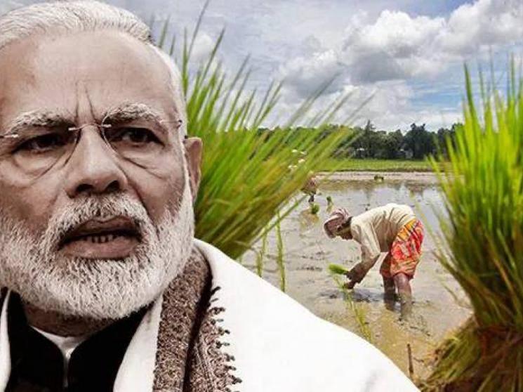 'விவசாயிகளுக்கு குறைந்தபட்ச ஆதார விலையை அரசு உறுதி செய்யும்' - மோடி உறுதி - Daily Cinema news