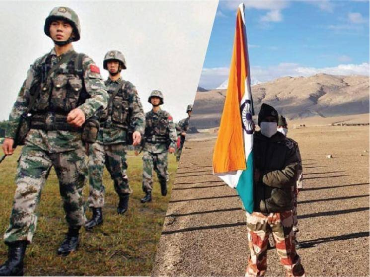 Chinese soldier captured on Indian territory along LAC! - News Update