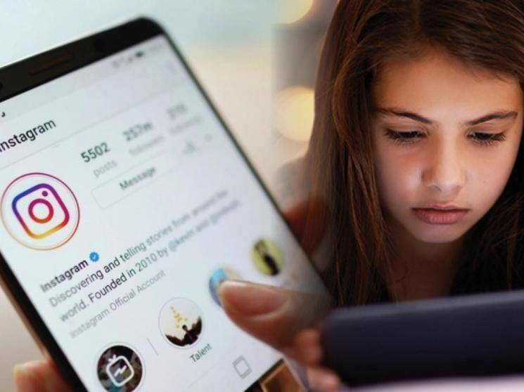 Concerns raised over Instagram leaking private contact data of Children! - Daily Cinema news