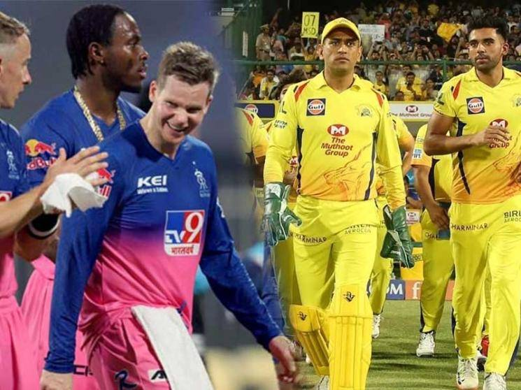 Rajasthan Royals get the better of CSK and all but finish IPL 2020 for them! - Daily news