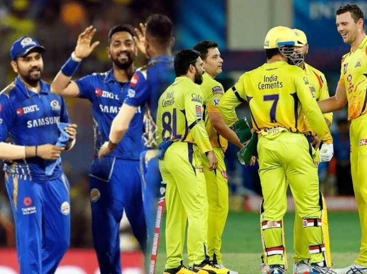 CSK crash to humbling defeat by 10 wickets against MI! - Daily news