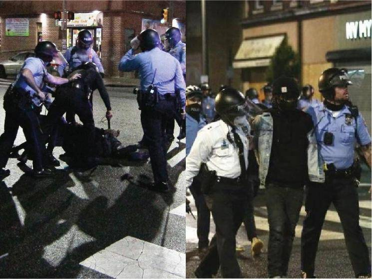 Philadelphia Police kill black man similar to George Floyd incident! Chaos ensues... - Daily Cinema news