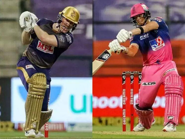 Rajasthan Royals out of IPL 2020 after massive defeat at KKR's hands! - Daily news