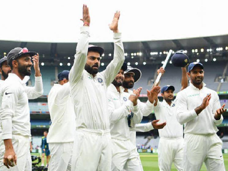 Cricket spectators to be allowed into the grounds in the upcoming India Vs Australia series! - Daily Cinema news