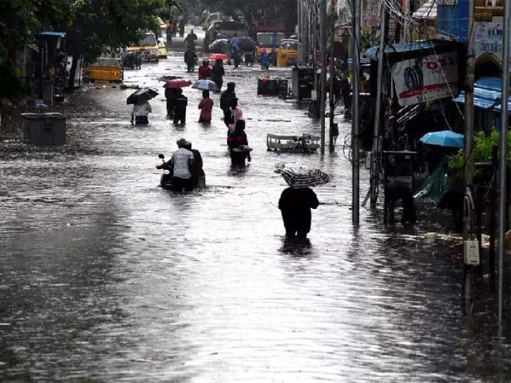 IMD issues heavy rainfall and thunderstorms alert in TN, AP, Puducherry and Karnataka! - Daily news