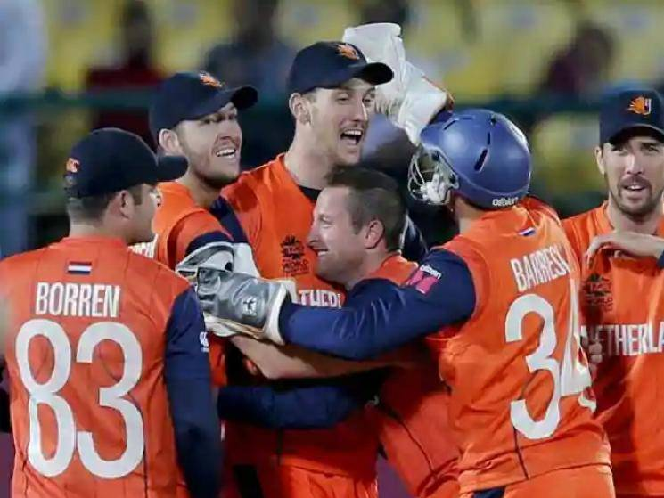 Netherlands Cricket player Paul Van Meekeren becomes food delivery guy due to COVID Pandemic! - Daily Cinema news