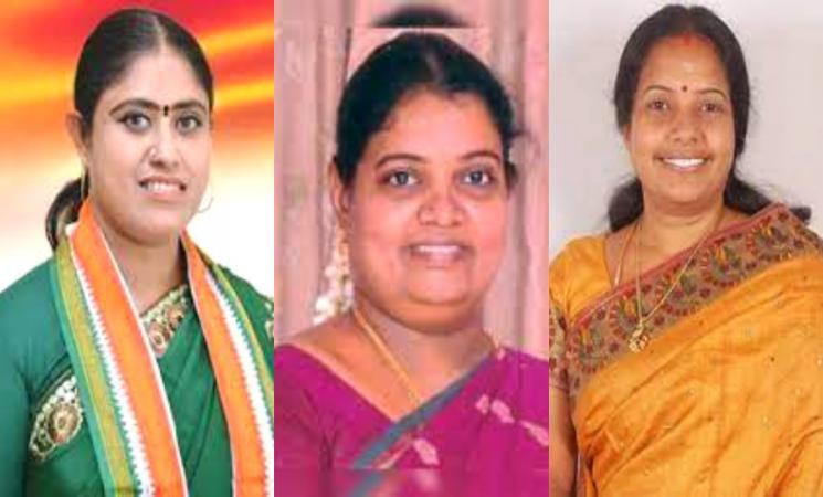 தமிழ்நாட்டில் 12 பெண் எம்.எல்.ஏ.க்கள்!