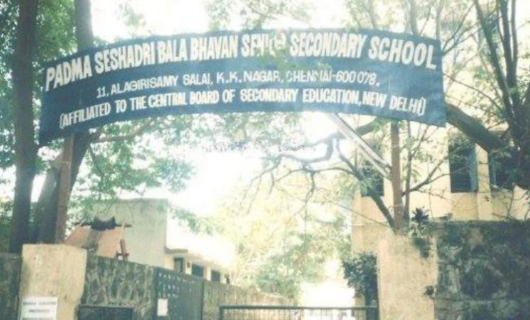 Chennai's PSBB school students accuse faculty member of sexual harassment, school orders inquiry - Daily news