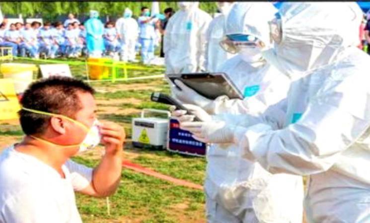 மனிதனுக்கு பரவியது H10N3 பறவைக் காய்ச்சல்! - News Update