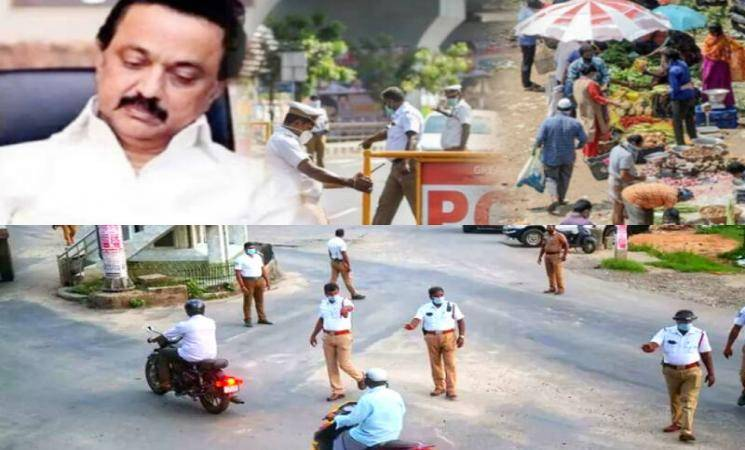 தமிழ்நாட்டில் தளர்வுகளுடன் ஜூலை 31 வரை ஊரடங்கு நீட்டிப்பு! - Daily news