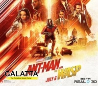 Ant Man And The Wasp - English Movies Review