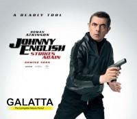 Johnny English Strikes Again - English Movies Review