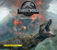 Jurassic World: Fallen Kingdom - Tamil Movies Review