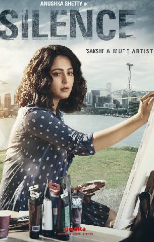 Nishabdham - Movie Reviews