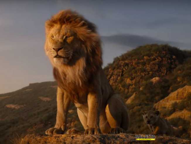 The Lion King  - Tamil Cinema Review