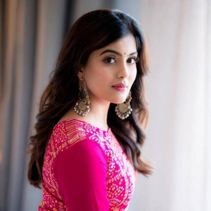 Amritha Aiyer actress images