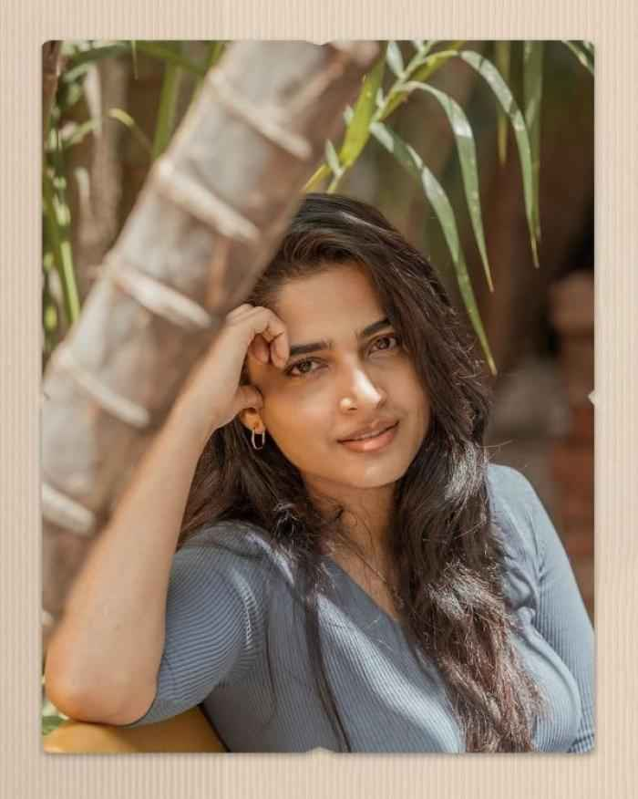 Anagha LK Maruthora actress images