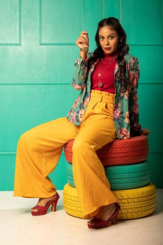 Chandini Tamilarasan actress images