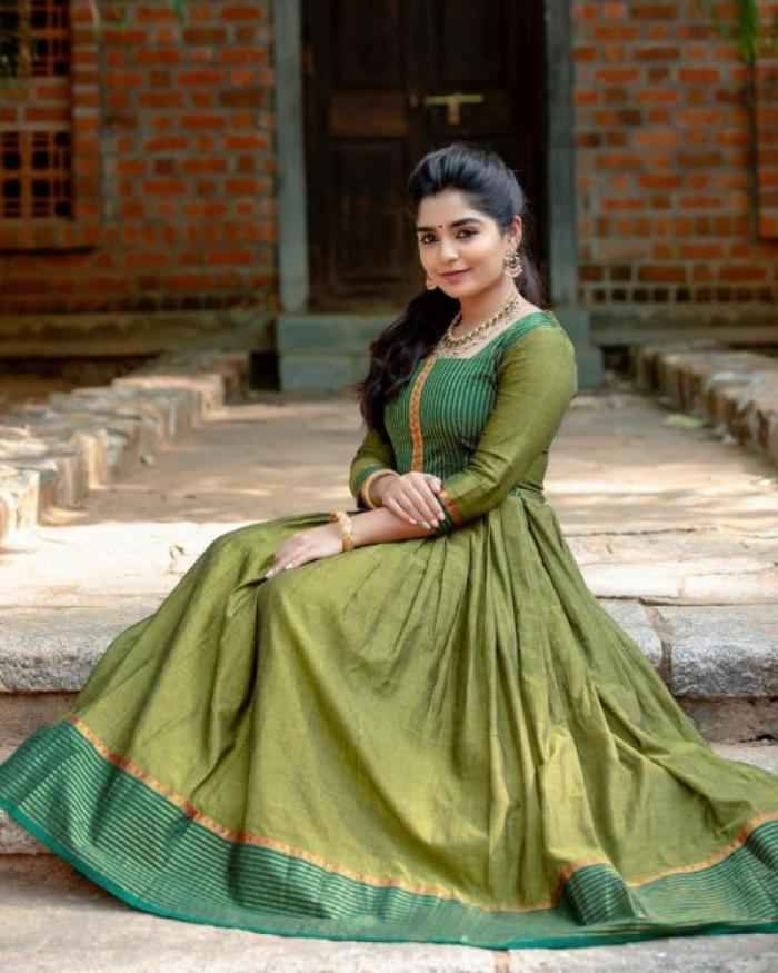 Gouri G Kishan actress images