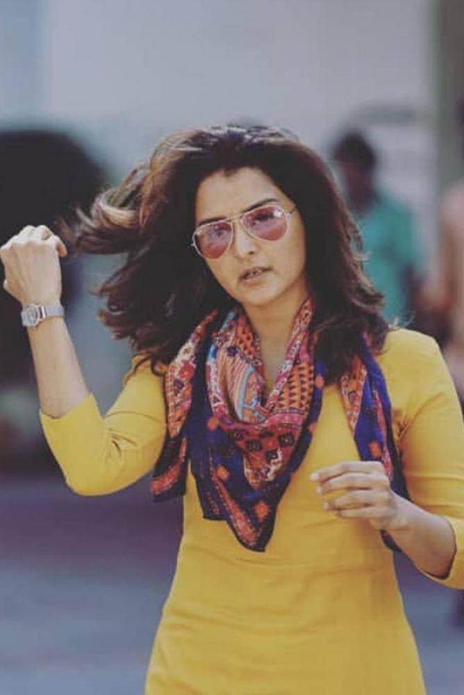 Manju Warrier actress images