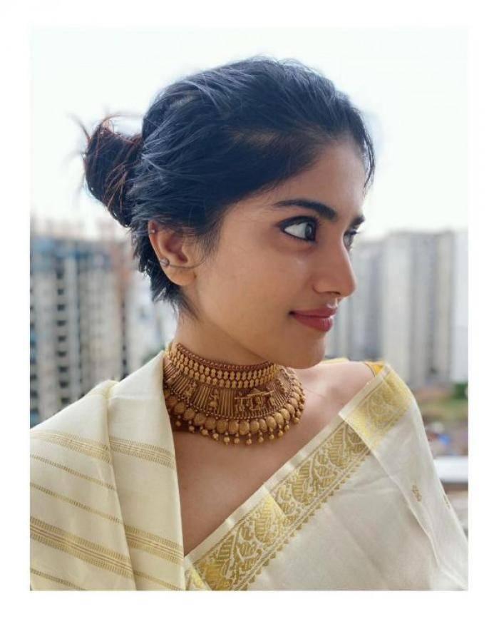 Megha Akash actress images