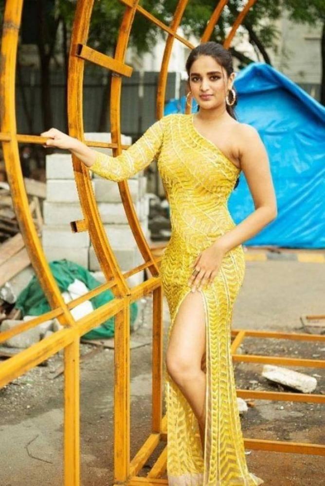 Nidhhi Agerwal - Photos Stills Images