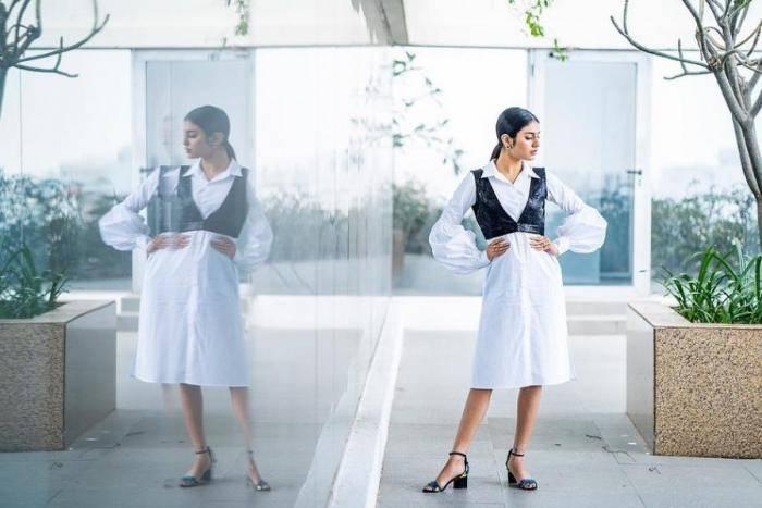 Priya Prakash Varrier actress images