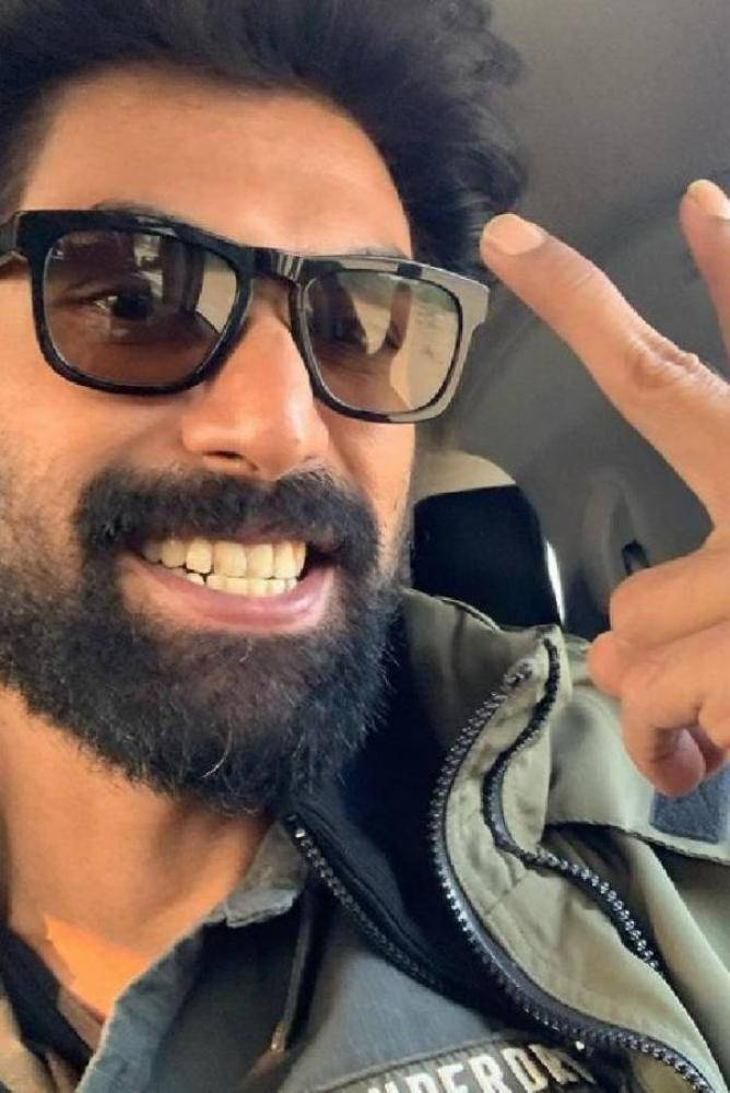 Rana (aka) Rana Daggubati (aka) Ramanaidu Daggubati - Hindi Photos Stills Images