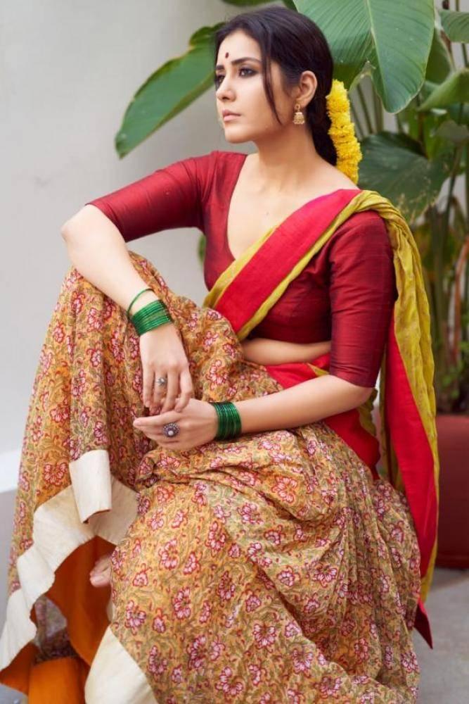 Rashi Khanna - Tamil Photos Stills Images