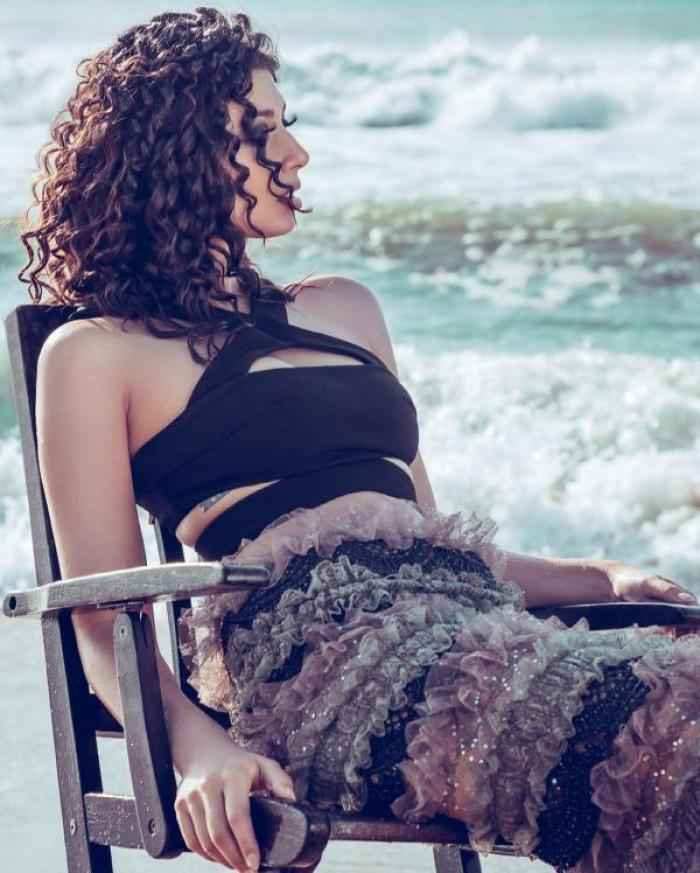Sameea Bangera actress images