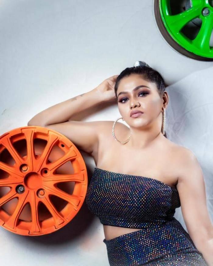 Shalu Shamu actress images