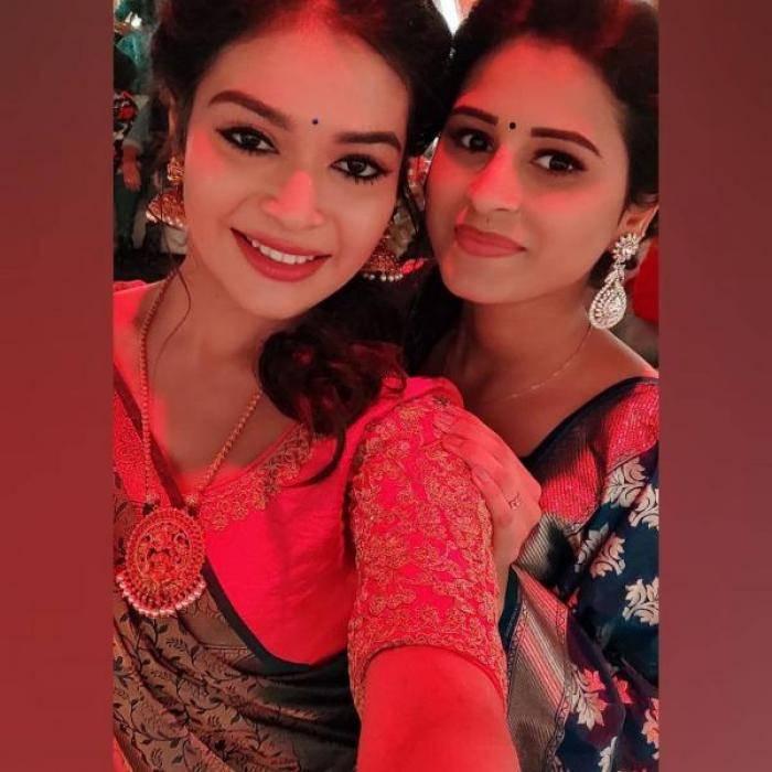 Tamil Rithika actress images