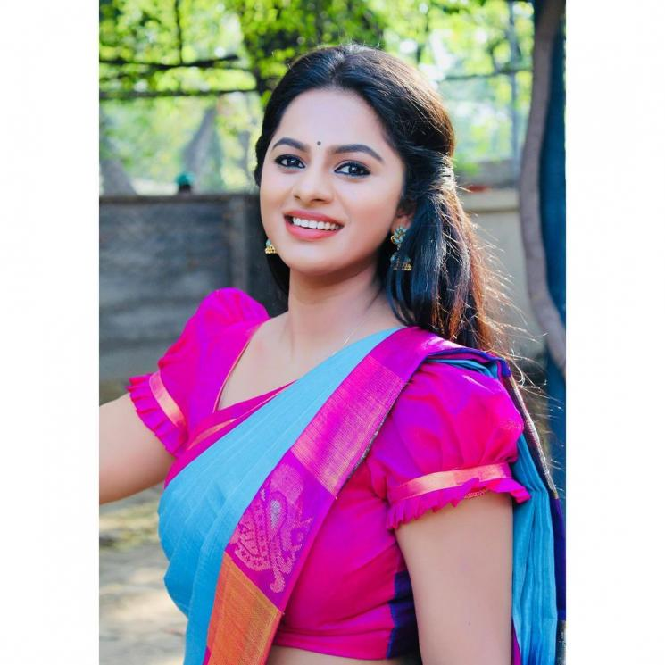anbe vaa serial fame delna davis an exclusive interview