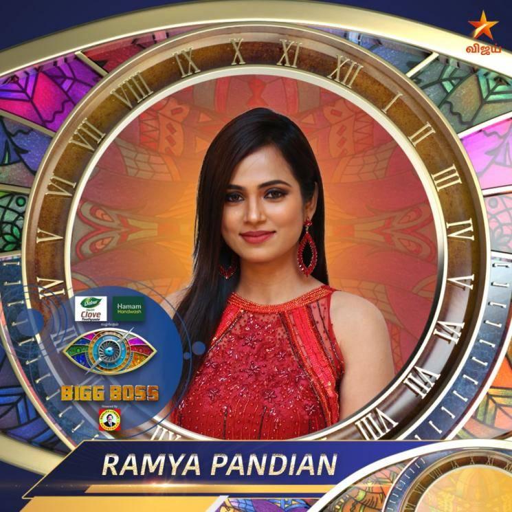 Ramya Pandian - Actress